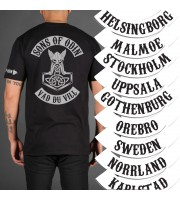 Sons Of Odin - Egen Underbåge T-shirt